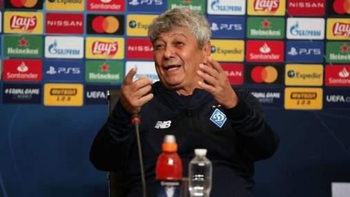 Мисс, как давно вы в футболе: Луческу разозлил вопрос журналистки о Реброве