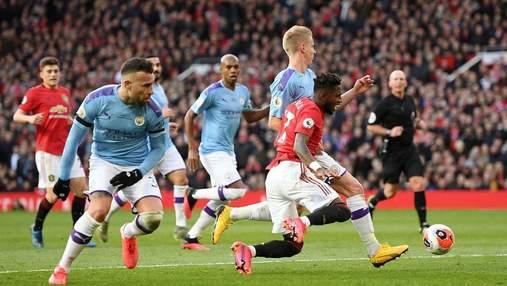 Манчестер Юнайтед – Манчестер Сіті: де дивитися матч АПЛ