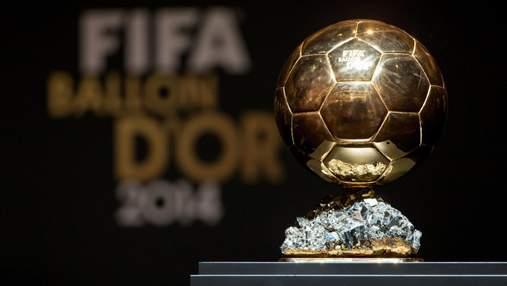 ФІФА оголосила претендентів на звання найкращого гравця і тренера року