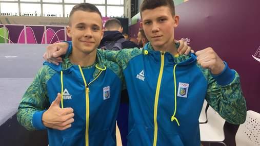 Украинцы завоевали золото и серебро на чемпионате Европы по спортивной гимнастике