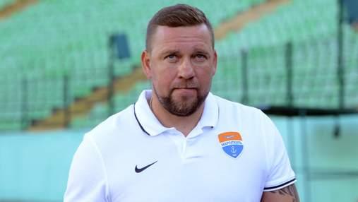 Тренер Мариуполя: Лучший игрок осенней части сезона УПЛ – это Мирча Луческу