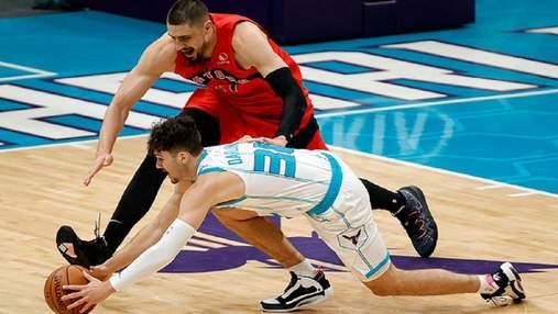 Алексей Лень провел второй матч в составе нового клуба НБА