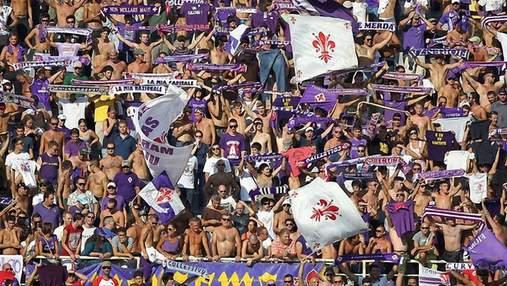 Разъяренные фанаты сделали предупреждение игрокам Фиорентины после позора в матче с Аталантой