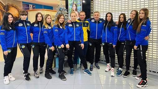 Украинские спортсменки-борцы получили три награды на индивидуальном Кубке мира в Сербии: видео