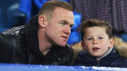 Син Вейна Руні підписав контракт з Манчестер Юнайтед: фото