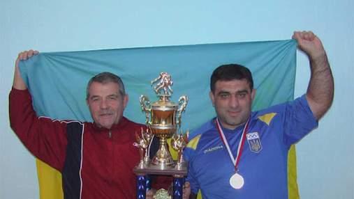 Від COVID-19 у Харкові помер 11-разовий чемпіон світу з боротьби Манучарян