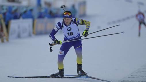 Пидручный и Блашко выступят в первых масс-стартах сезона в Хохфильцене