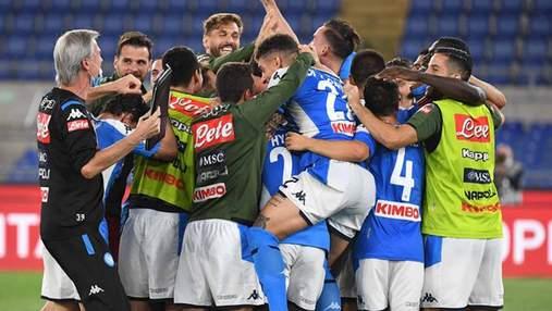 Матч переиграют: Наполи официально обжаловал техническое поражение от Ювентуса