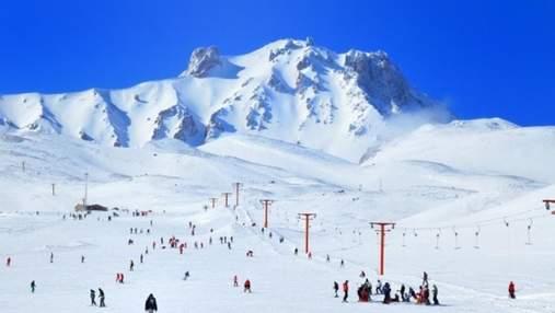 SkyUp запускает прямое авиасообщение из Украины до лыжного турецкого курорта: первые детали