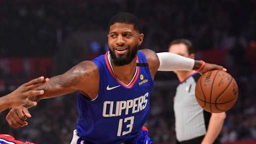 Пас року: баскетболіст Кліпперс віддав передачу на невидимого партнера – відео