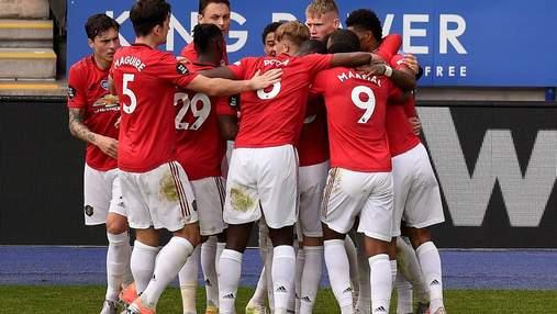 Лестер – Манчестер Юнайтед: де дивитися матч АПЛ