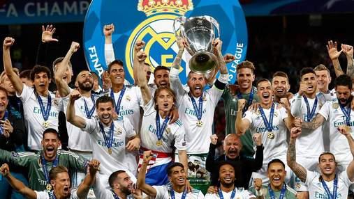 УЕФА составил рейтинг лучших клубов за свою историю: где Динамо и Шахтер