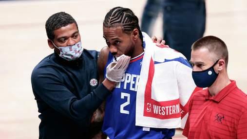 Баскетболіст нокаутував одноклубника під час матчу НБА: йому наклали 8 швів – відео