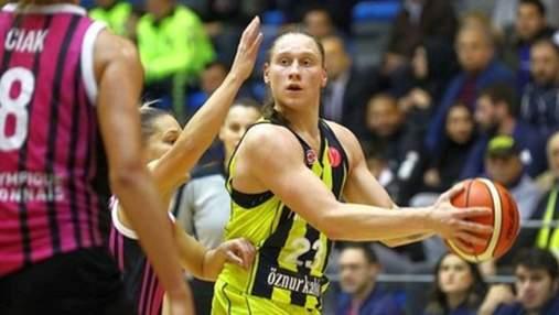 Капитан сборной Украины неожиданно сменила клуб в Турции