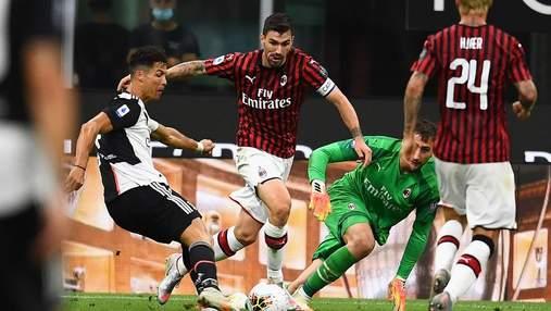 Сможет ли Ювентус с Роналду остановить бешеную серию Милана без поражений: прогноз букмекеров