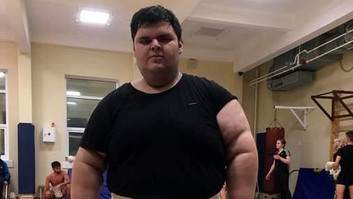 Умер 21-летний Джамбулат Хатохов – российский сумоист из Книги рекордов Гиннесса