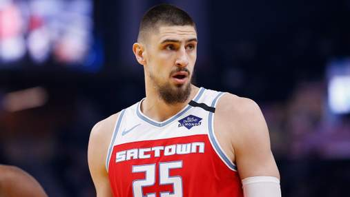 Українець Лень дебютував за Торонто в НБА і набрав перші очки: відео