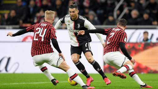 Лидер повержен: Ювентус нанес Милану первое поражение в чемпионате – видео