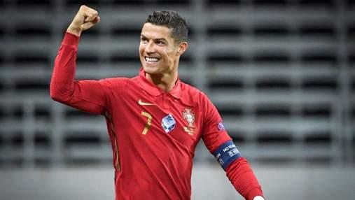 Роналду ответил на вопрос о завершении карьеры и главной мечте
