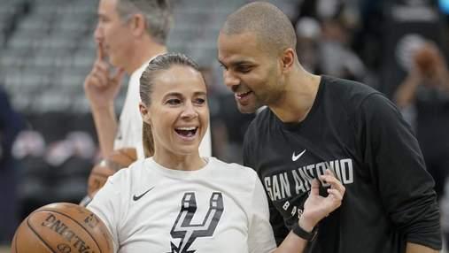 Історична подія: Беккі Хеммон стала першою жінкою, яка очолила клуб НБА