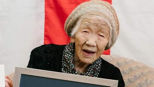 Планирует быть здоровой до 120 лет: самая старшая жительница планеты отмечает 118-летие