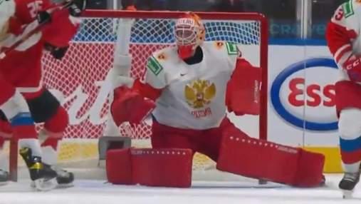 Росія програла Канаді в півфіналі МЧС з хокею: воротар росіян пропустив після курйозних помилок