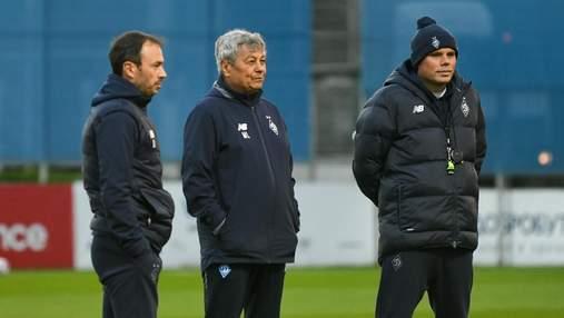 Помічник Луческу покинув Динамо: причиною назвав режим команди