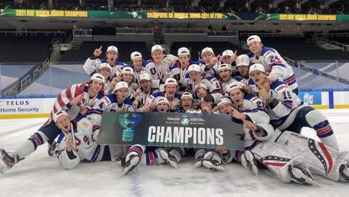 США виграли МЧС з хокею-2021, Росія програла фінам матч за 3-є місце: відео