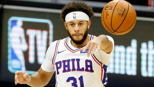 Баскетболіст Каррі дізнався про COVID-19 під час матчу: Філадельфія може піти на карантин