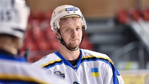 21 секунда на дубль: український хокеїст встановив новий рекорд в УХЛ