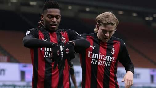 Милан деклассировал Торино, повторив 70-летний рекорд Интера: видео