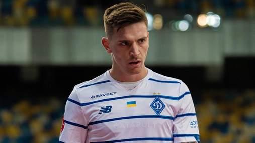 Вербич пообещал стать Монатиком, если Динамо выиграет чемпионат Украины