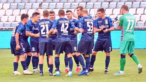 Руководство одесского Черноморца начало процедуру банкротства клуба