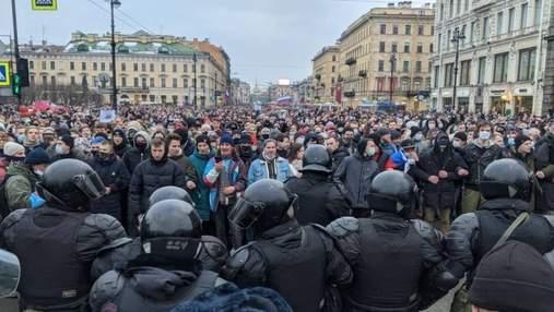 Протести в Росії: чому діти повстали проти Путіна