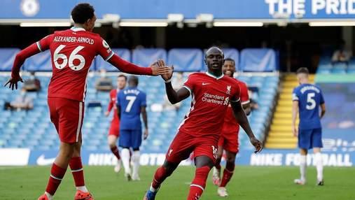 Ліверпуль впевнено переміг Тоттенхем, перервавши 5-матчеву безвиграшну серію: відео