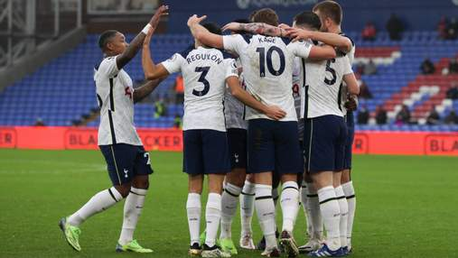 Ливерпуль уверенно победил Тоттенхэм, прервав 5-матчевую безвыигрышную серию: видео