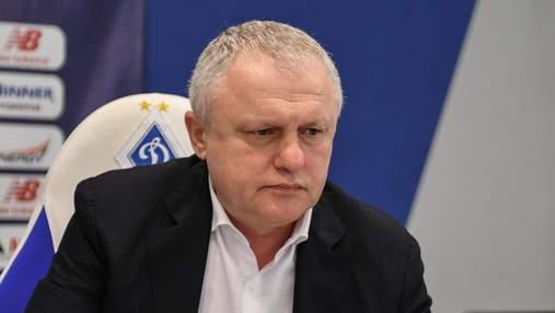 Суркис назвал лучшего и худшего игрока во времена его президентства в Динамо