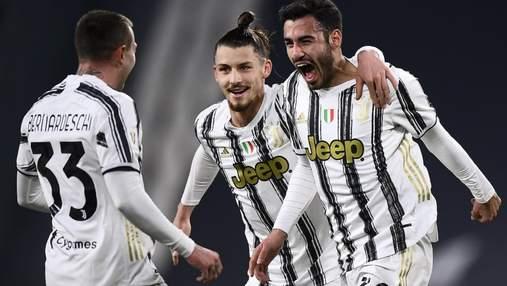 Ювентус без Роналду уничтожил СПАЛ в 1/4 финала Кубка Италии: видео