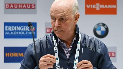 Секс-взятка: экс-президента IBU признали виновным в сокрытии допинг-проб биатлонистов из России