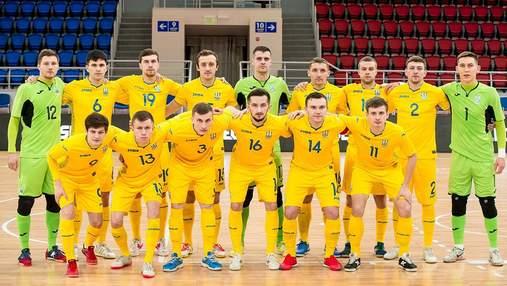 Скасований матч Україна – Данія таки відбудеться