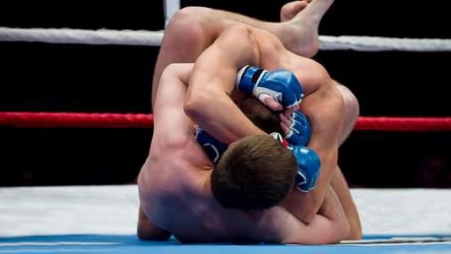 Российский боец ММА Мусаев победил соперника, а затем устроил массовое побоище: видео