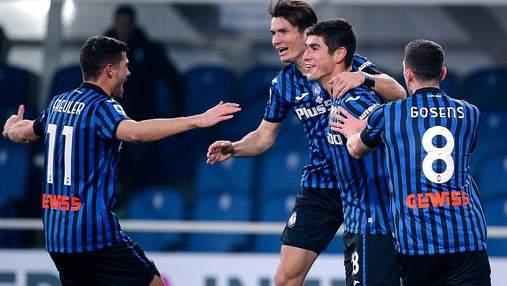 Сможет ли Аталанта победить Наполи: прогноз на 1/2 финала Кубка Италии