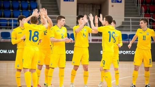 П'яткою та через все поле: голи-красені збірної України з футзалу у ворота Албанії – відео