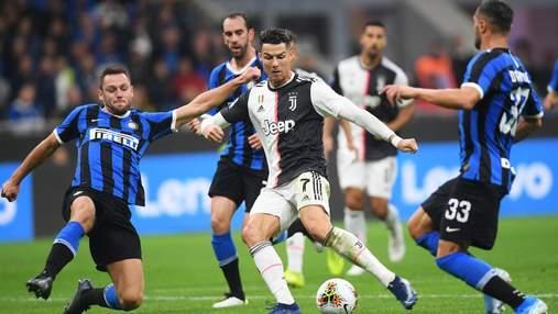 Интер – Ювентус: онлайн-трансляция матча Кубка Италии