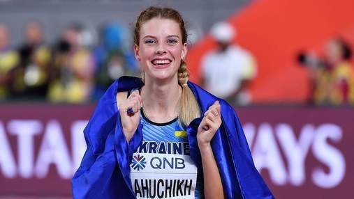 Українська легкоатлетка Магучіх зі світовим рекордом перемогла на турнірі в Словаччині