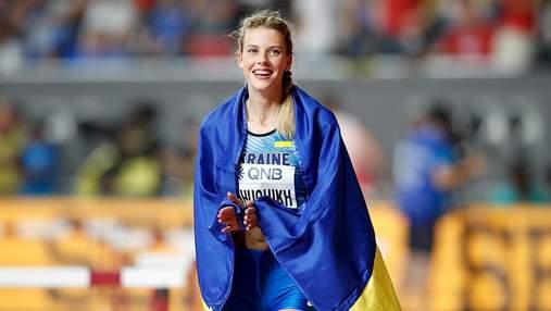 Українка Магучіх стала найкращою легкоатлеткою Європи у січні