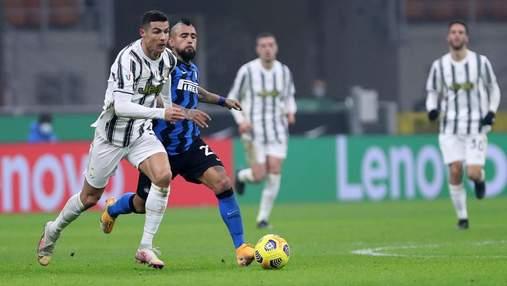 Кто выйдет в финал Кубка Италии – Ювентус или Интер: прогноз