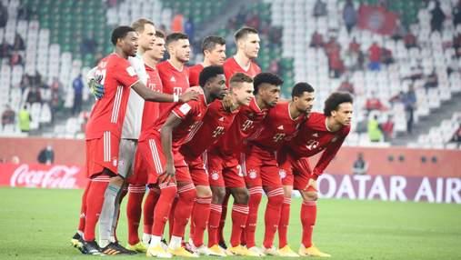 Бавария стала победителем клубного чемпионата мира по футболу
