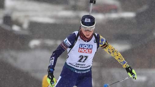 Дебют Блашко: збірна України з біатлону назвала склад на жіночий спринт чемпіонату світу