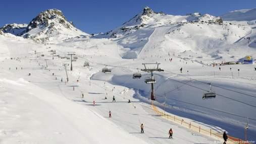 Из-за мутации коронавируса: Италия отложила открытие горнолыжных курортов
